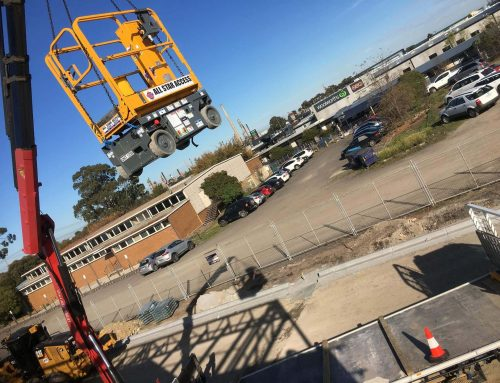 Why It's Often Cheaper to Hire a Service than Get Your Own Crane Truck
